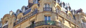 Paris, Immeuble Haussmannien