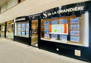 Agence S de La Grandiere