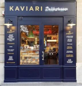 Kaviari Auteuil