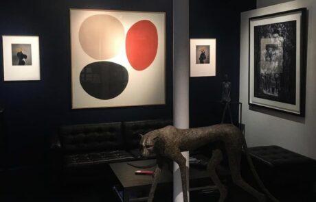 A Galerie intérieur