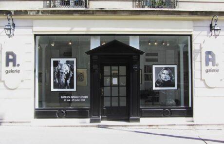 A Galerie vitrine