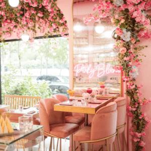 Pinky Bloom